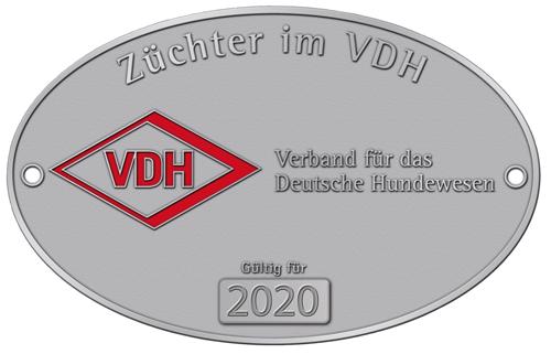 Verband für das Deutsche Hundewesen Logo